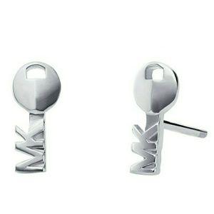 🆕️Michael Kors Key Shaped Stud Earrings